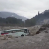 Tourist bus swept away by raging river in monsoon-struck India