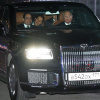 Putin drives Egypt's Sisi around F1 circuit in Aurus motorcade car